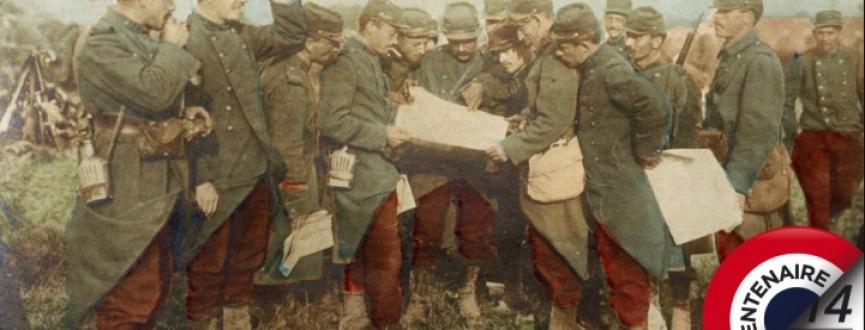 Expo centenaire 1ère guerre mondiale